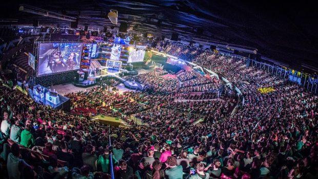 Che spazio servirebbe per ospitare i 100 partecipanti di un Battle Royale?