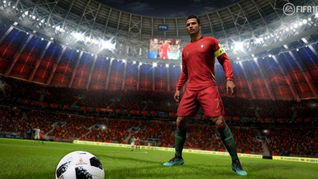 Ronaldo sarà, ovviamente, tra i protagonisti sia del gioco reale che di quello virtuale.