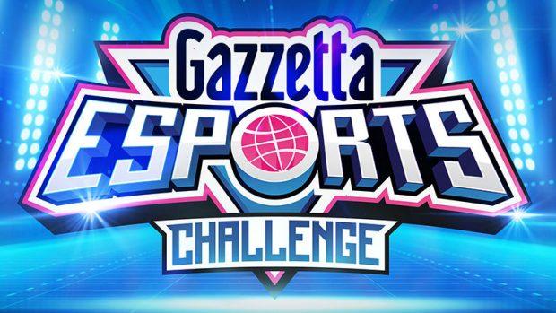 Il logo del primo Gazzetta eSport Challenge.