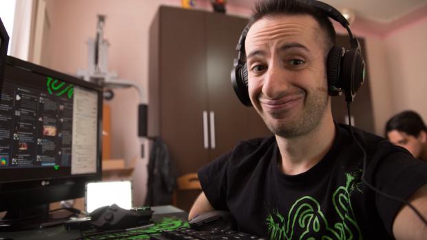Massimiliano Sechi è diventato un testimonial di Razer, azienda che producer hardware per i videogiocatori.