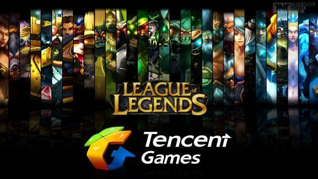 Il colosso cinese Tencent continua con la sua irresistibile politica di acquisizioni.