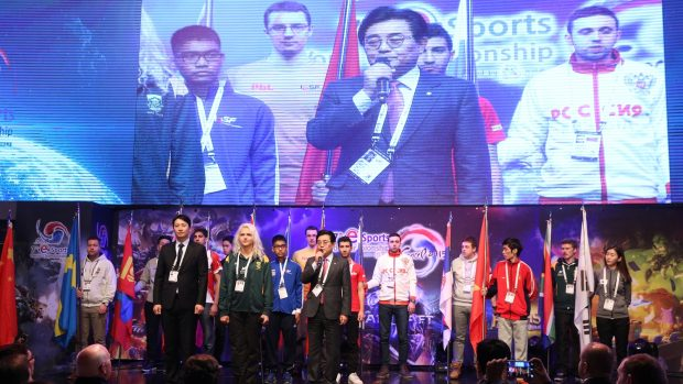 Oltre a regole comuni l'IeSF organizza un campionato del mondo.