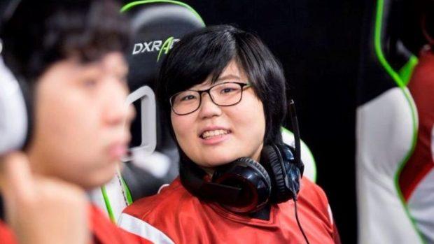 """La squadra di cui è proprietaria NetEase, Shanghai Dragons, è stata la prima nella Overwatch League ad avere una giocatrice, Kim """"Gregury"""" Se-Yeon."""