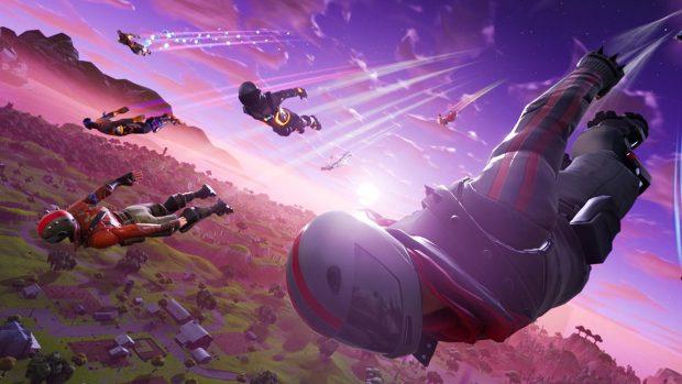Quale miglior gioco di Fortnite per portare avanti un esperimento di competizione e spettacolo?