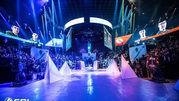 Un'immagine del Six Invitational tenutosi lo scorso febbraio a Montreal.