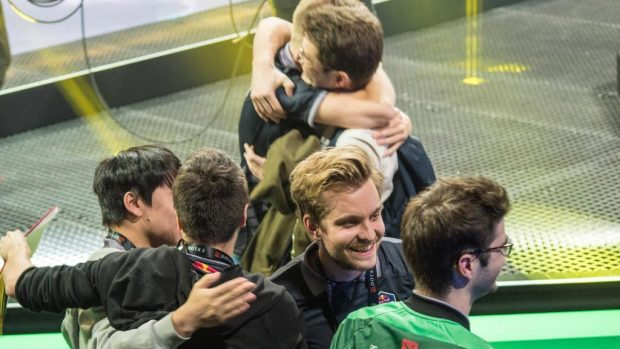Team OG ha trionfato al The International 2018 superando in finale PSG.LGD.