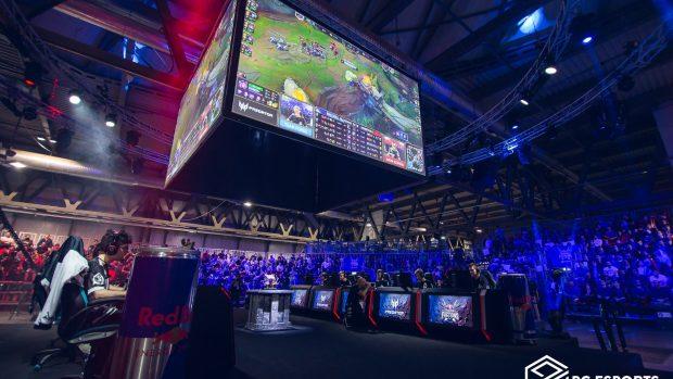Il Red Bull Factions dedicato a League of Legends ha una grande tradizione nella kermesse milanese.