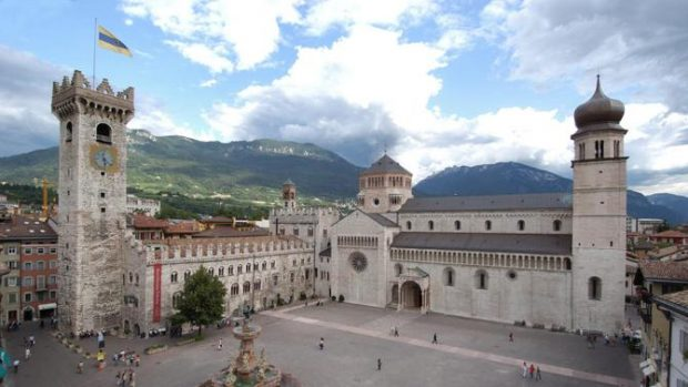 Per quattro giorni Trento si è vestita a festa, trasformandosi nella capitale dello sport.