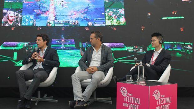 Edoardo Ravello, Daniel Schmidhofer e Julian Tan parlano del potenziale del gaming competitivo e delle sfide future.