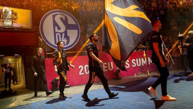 Fnatic e Schalke 04 si incontreranno nuovamente il prossimo anno.