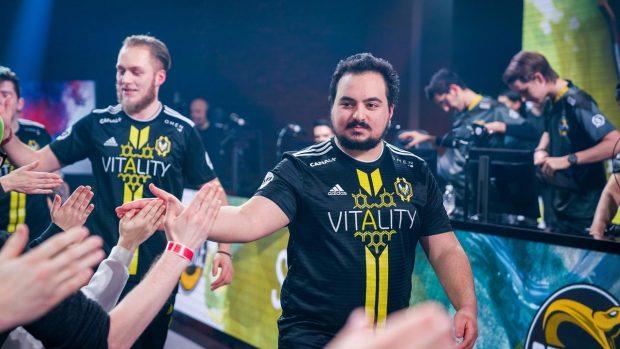 """I transalpini Vitality, con il nostro Daniele """"Jiizuké"""" Di Mauro, saranno anche loro della partita."""
