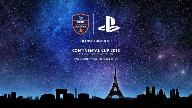 Il primo torneo ufficiale di FIFA 19 si è tenuto a Parigi durante la Paris Games Week.