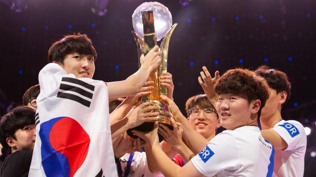 La nazionale coreana si è aggiudicata il titolo mondiale per il terzo anno consecutivo.