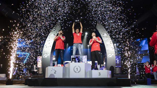 Il podio della Coppa delle Nazioni: Mikail Hizal (Ger), Igor Fraga (Bra.) e Nikola Latkovski (Aus).