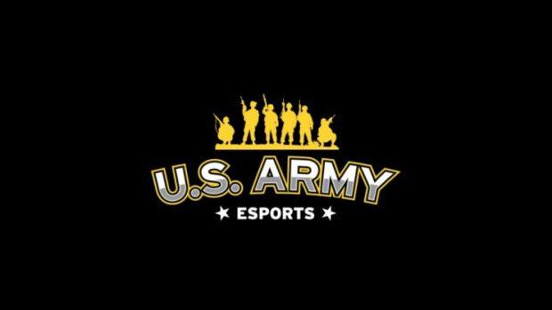Il logo del futuro team di eSports della US Army, direttamente dalla neonata pagina Facebook.