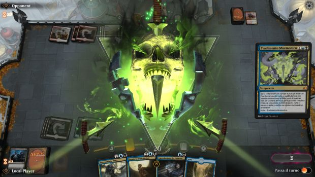 Effetti grafici di ogni tipo rendono il gioco molto godibile anche da guardarsi in diretta.