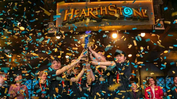 La formazione cinese ha trionfato ai recenti Hearthstone Global Games durante il BlizzCon.