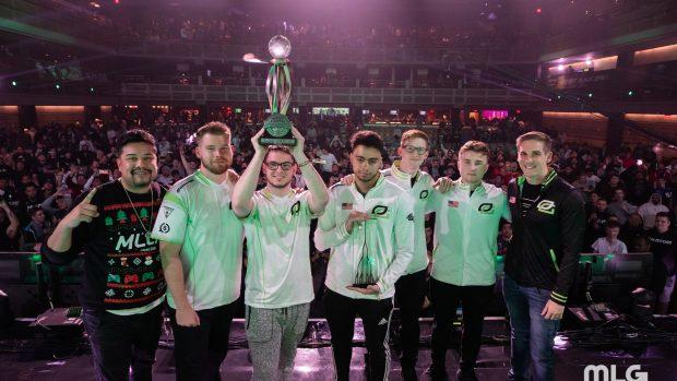 Gli Optic Gaming hanno conquistato la vittoria finale.