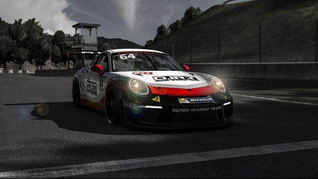 La Porsche 911 GT3 Cup di Iracing sarà la vettura usata durante tutto il corso del campionato del mondo.