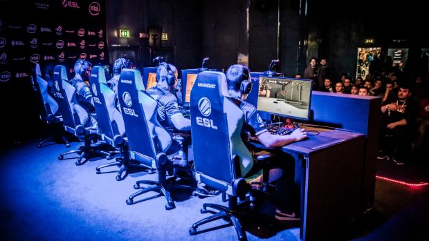 La finale vedrà protagoniste 6 squadre che hanno dimostrato le loro abilità in League of Legends, Tom Clancy's Rainbow Six Siege, Counter-Strike:GO e Clash Royale.