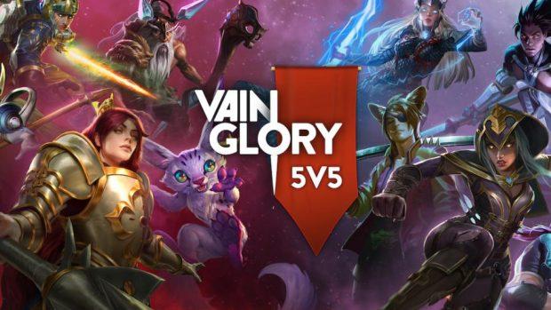 Vainglory, di produzione statunitense, si pone come il rivale di Arena of Valor, anche sotto il profilo competitivo.