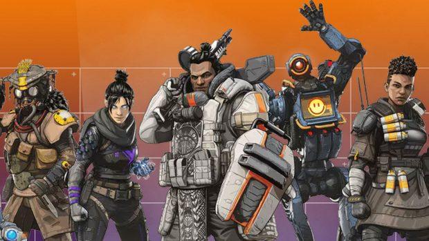 Apex Legends mescola elementi battle royale con quelli tipici di un hero shooter.